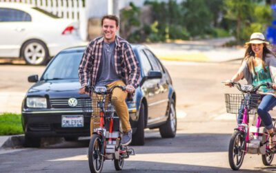 Popularity of Electric Bicycles